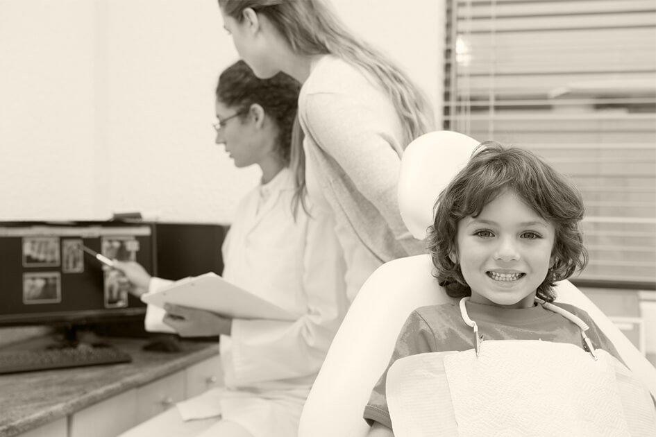 Tratamiento de ortodoncia tradicional para niños en Valencia
