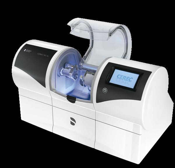 Máquina dental 3D para implantes, protesis, coronas, carillas y más en solo 1 día
